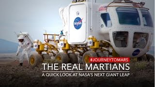 The Real Martians Moment: Technology Drives Exploration thumbnail