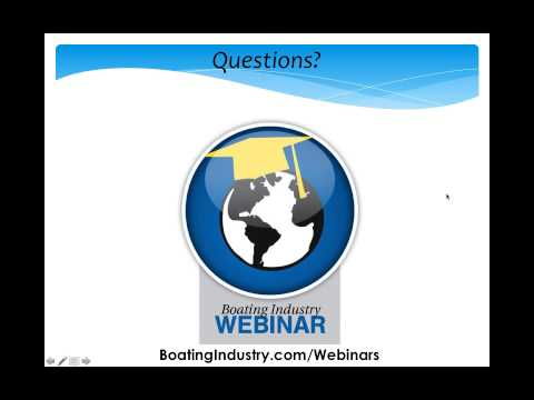2015 Boating Industry State of the Industry webinar