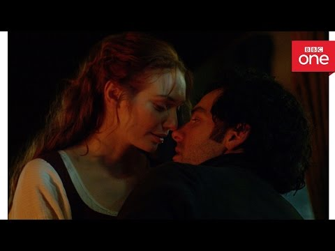 The stocking scene - Poldark: Series 2 Episode 6 - BBC One