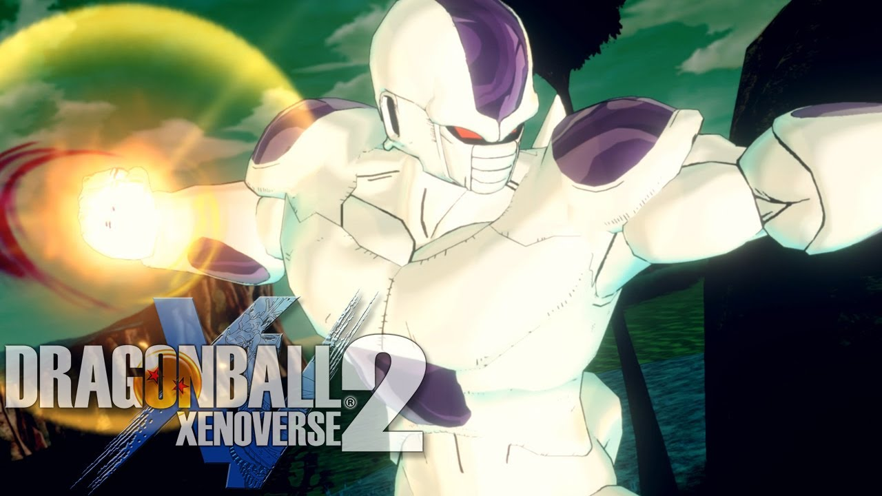 Frieza 5th Form Multiverse