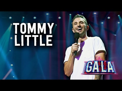 Tommy Little – Melbourne International Comedy Festival Gala 2018