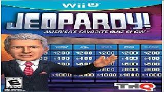 GSEDIO Day 6 Jeopardy Wii U Game 3