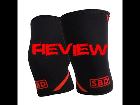 Review: SBD Knee Sleeves