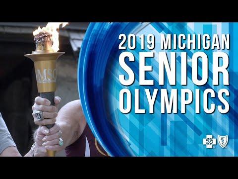 Michigan Senior Olympics : Summer Games