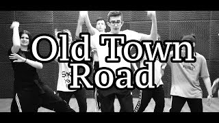 OLD TOWN ROAD - Lil Nas X ft Billy Ray Cyrus Dance Choreography by Morris JC #OldTownRoad #Dance