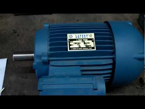 lafert lmr 100lc4 2 1 2 hp single phase motor cap start AC Motor Wiring Diagram