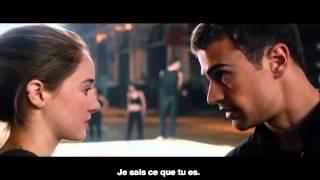 Theo parle de Divergente avec Fandango - VOSTFR