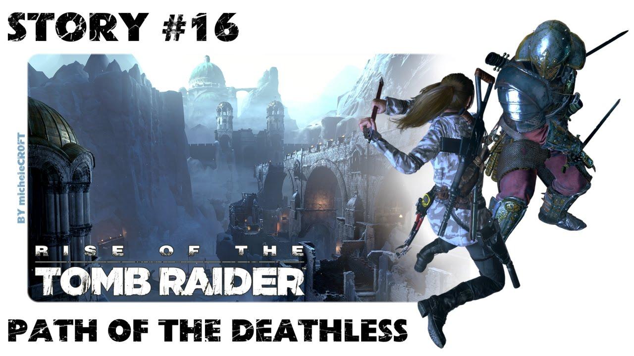 Rise Of The Tomb Raider Walkthrough Siberia Path Of The