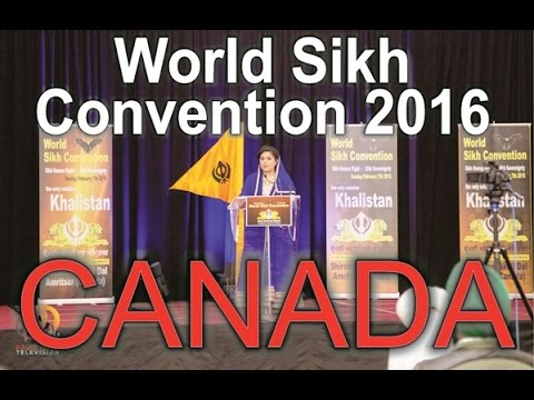World Sikh Convention 2016 (Canada) Part A