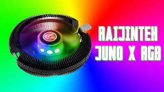 [Cowcot TV] Présentation Raijintek Juno X RGB
