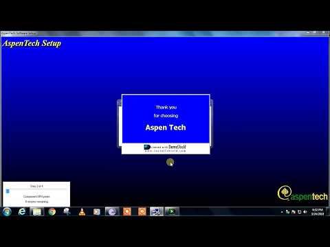 Installation Of Aspen Plus Software