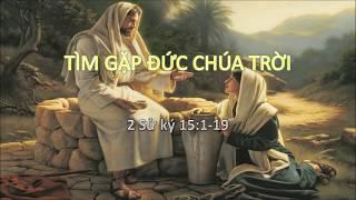 Tìm Gặp Đức Chúa Trời - Mục sư Nguyễn Phi Hùng