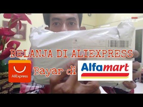 Belanja di AliExpress Bisa Bayar Lewat Alfamart? Emang Gimana Caranya? Khusus Pemula | Kanna Kamui.