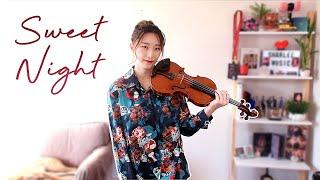 ITAEWON CLASS《Sweet Night》- V Violin Cover
