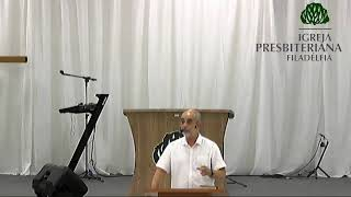 Reunião de Oração 05/08/2020