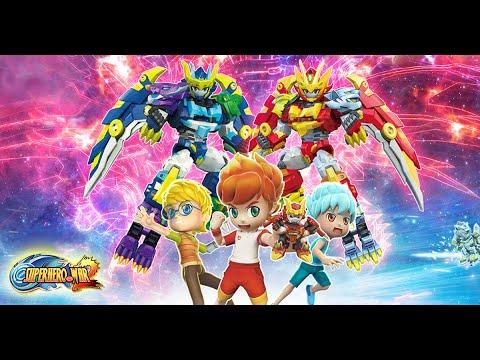 SUPERHERO WAR: Robot Fight - City Action RPG [GAMEPLAY 1]