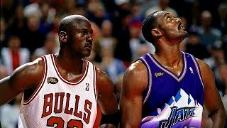 1998 NBA Finals Game 6 - Chicago Bulls @ Utah Jazz (Jordan's last game as a Bull)