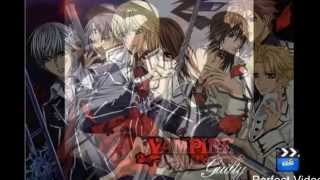 My top 5 vampire anime
