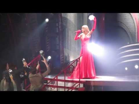 Taylor Swift - The Lucky One (Kansas City)
