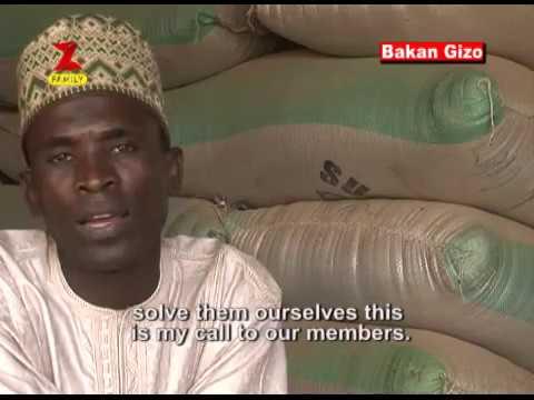 Bakan Gizo Episode 24 Babbar Kasuwar Hatsi Ta Africa  Kasuwancin Hatsi A Kasuwar Dawanau Ta Kano