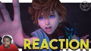 Kingdom Hearts 3 - Opening Cinematic Trailer Reaction | KingdomAce
