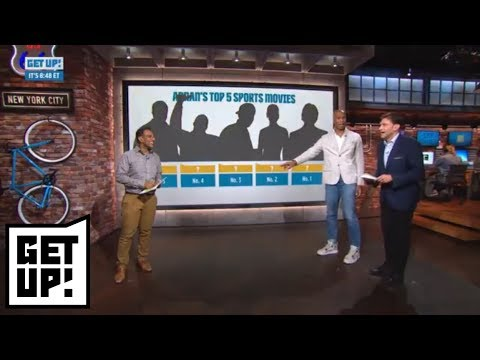 Adnan Virk's surprising list of Top 5 sports movies of all time | Get Up! | ESPN