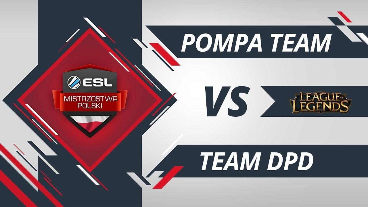 Pompa Team vs Team DPD | EMP LoL W6D1 Gra #1