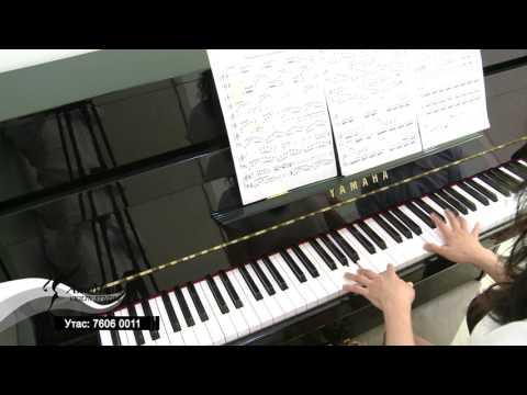 Төгөлдөр хуурын хичээл 18