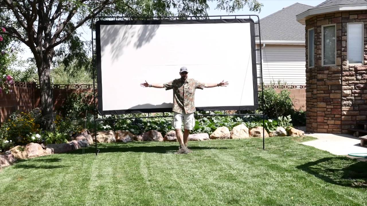 Camp Chef Outdoor Screens Video Review