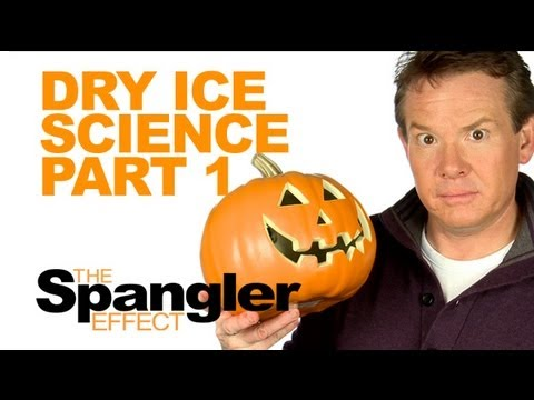 The Spangler Effect - Dry Ice Science Part One Season 01 Episode 38
