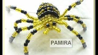 Паук (Spider).Бисероплетение. Мастер-класс