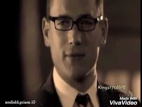 Wentworth Miller Smile - YouTube