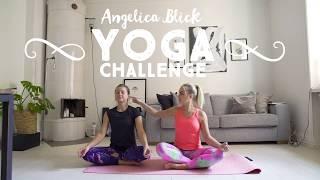 VLOG: THE YOGA CHALLENGE