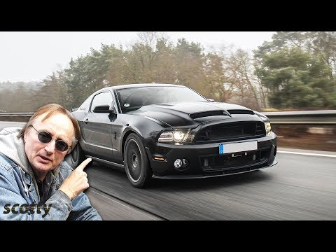 Scotty Kilmer's Dream Car, Dimodifikasi 2013 Ford Mustang Shelby GT500