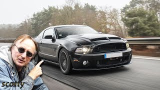 Scotty Kilmer's Dream Car, Modified 2013 Ford Mustang Shelby GT500