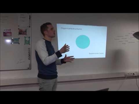 Trampelpfad presenteert Reinventing Organizations