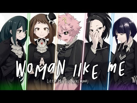 ❖ Nightcore ❖ ⟿ Woman Like Me [Switching Vocals | Little Mix, Nicki Minaj]