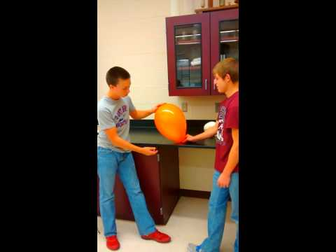 Proving Newton's Third Law of Motion