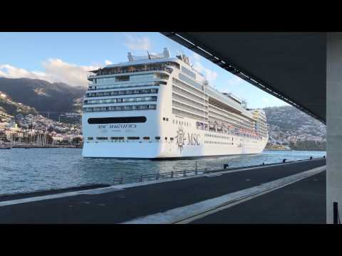 Car Rental Funchal Ship Port |  Mietwagen am Funchal Hafen