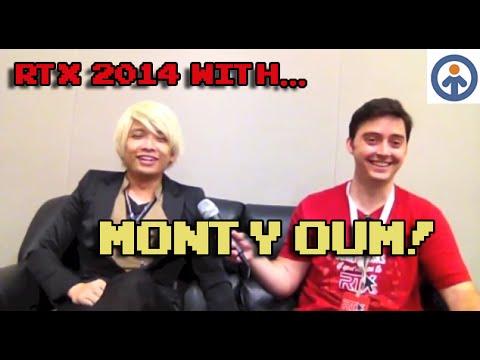 Monty Oum RTX 2014 Interview