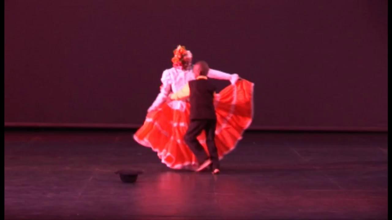 Danza del pacifico colombiano