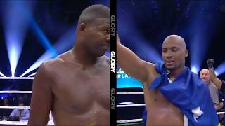 GLORY 67: D'Angelo Marshall Post-Fight Interview