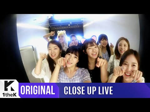 OH MY GIRL(오마이걸)'s Sweetest Live Playing with Selfie Cam_Listen to my word(내 얘길 들어봐)(A-ing)