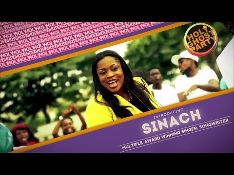 Sinach: October 2017 Holy Ghost Party