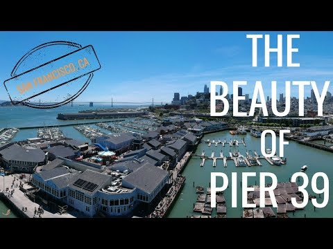 The Beauty Of Pier 39 At Fishermans Wharf San Francisco