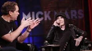 Eddie trunk Interviews Mick Mars