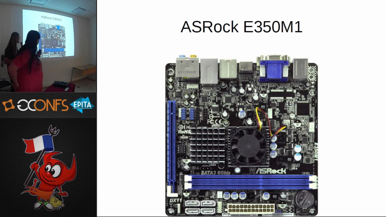 A Tale of six motherboards, three BSDs and coreboot, by Piotr Kubaj &  Katarzyna Kubaj (EuroBSD  '17)
