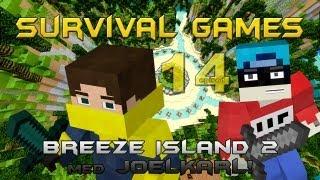 survival games avsnitt 14 svenska breeze island 2 med joelkarlhd