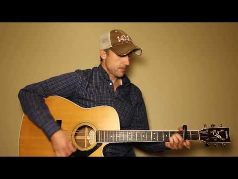 Drive - Alan Jackson - Guitar Lesson | Tutorial