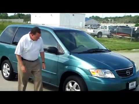 Used 2000 Mazda Mpv For At Honda Cars Of Bellevue An Omaha Dealer